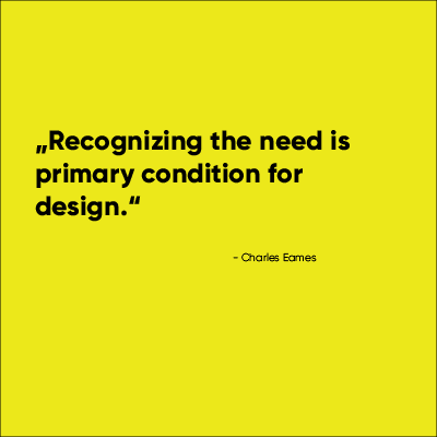Designquote Recognizing need for Legal Design Charles Eames