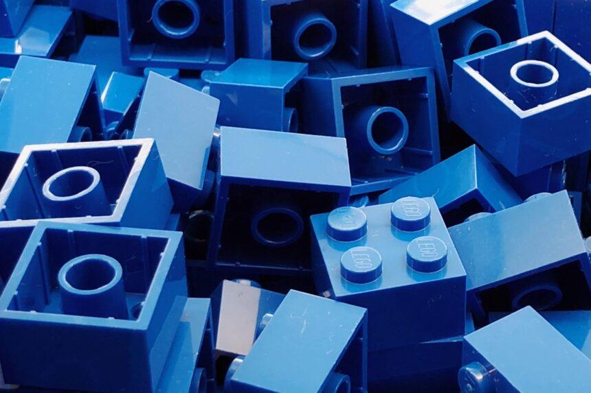 Lego Bausteine Symbol Vertragssystem